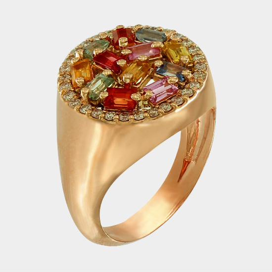 Antoine Saliba world of jewelry